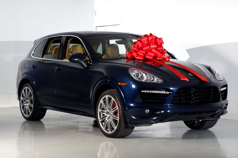 2012 Porsche Cayenne Turbo* One Owner* Burmester* 21'S* SportDesign*** | Plano, TX | Carrick's Autos in Plano TX