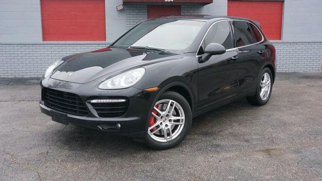 2012 Porsche Cayenne Turbo Valley Park, Missouri 9