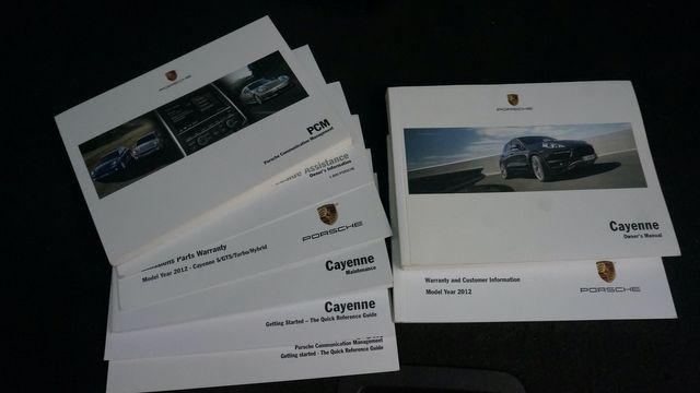 2012 Porsche Cayenne Turbo Valley Park, Missouri 50