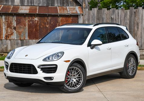 2012 Porsche Cayenne Turbo AWD in Wylie, TX