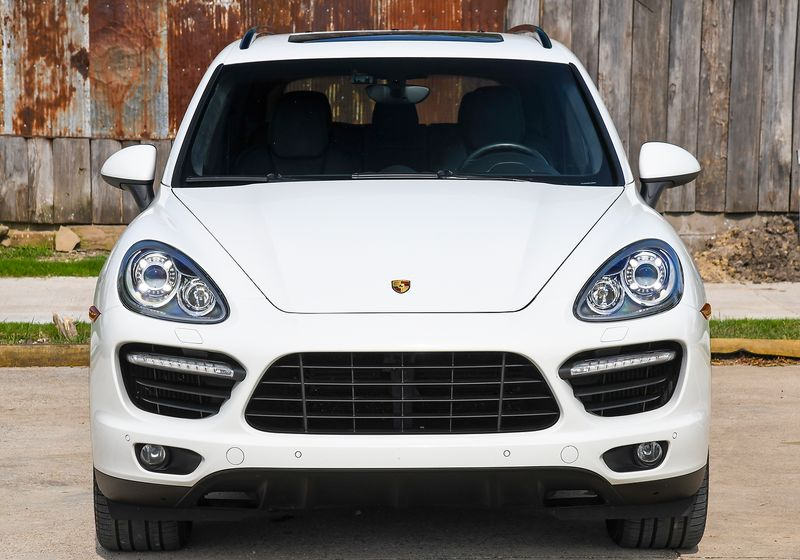 2012 Porsche Cayenne Turbo AWD  city TX  Dallas Motorsports  in Wylie, TX