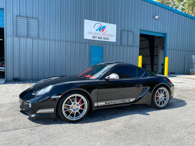 2012 Porsche Cayman R Longwood, FL 66