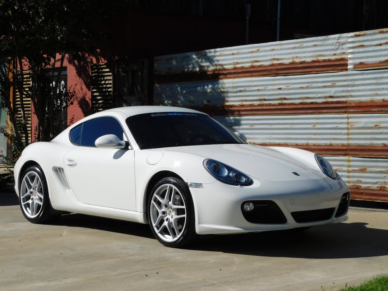 2012 Porsche Cayman   city TX  Dallas Motorsports  in Wylie, TX