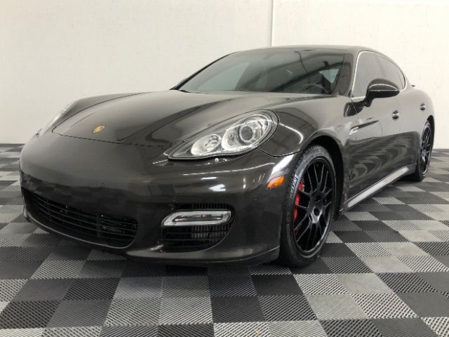 2012 Porsche PAN TURBO Turbo