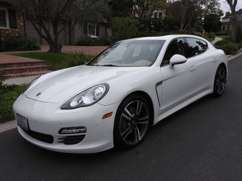 2012 Porsche Panamera, Super Sharp! One Owner, California Car in , California
