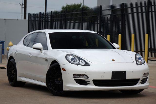 2012 Porsche Panamera PREMIUM PLUS * Blind Spot * BOSE * 20s * A/C SEATS