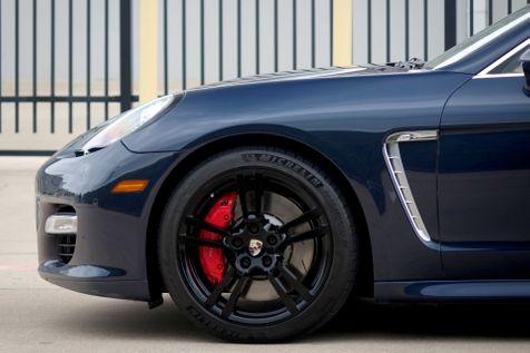 2012 Porsche Panamera Turbo* $153K MSRP* Burmester* Comfort Plus Pkg***   Plano, TX   Carrick's Autos in Plano, TX