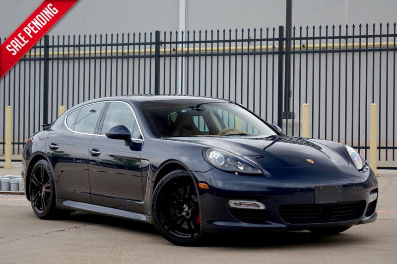 2012 Porsche Panamera Turbo* $153K MSRP* Burmester* Comfort Plus Pkg***   Plano, TX   Carrick's Autos in Plano TX
