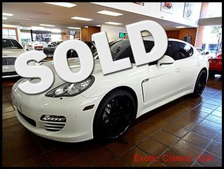 2012 Porsche Panamera 4S La Jolla, California