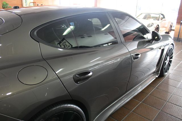 2012 Porsche Panamera  Turbo S $$$ Invested La Jolla, California 10