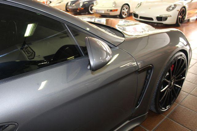 2012 Porsche Panamera  Turbo S $$$ Invested La Jolla, Califorina  11