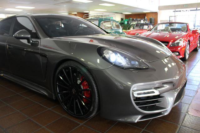 2012 Porsche Panamera  Turbo S $$$ Invested La Jolla, Califorina  12
