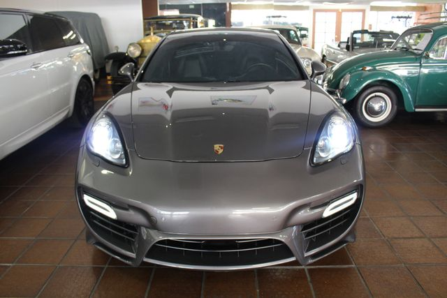 2012 Porsche Panamera  Turbo S $$$ Invested La Jolla, California 14