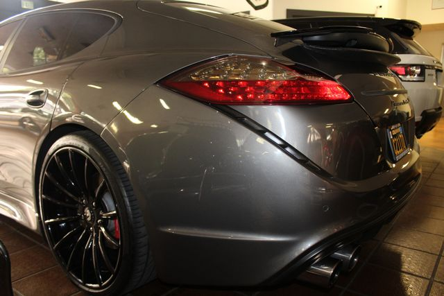 2012 Porsche Panamera  Turbo S $$$ Invested La Jolla, California 18