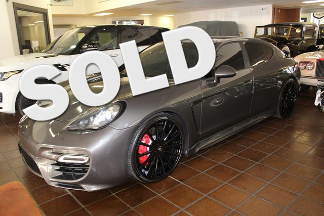 2012 Porsche Panamera  Turbo S $$$ Invested La Jolla, California 0