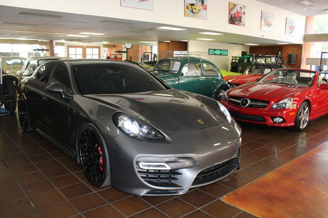 2012 Porsche Panamera  Turbo S $$$ Invested La Jolla, California 25