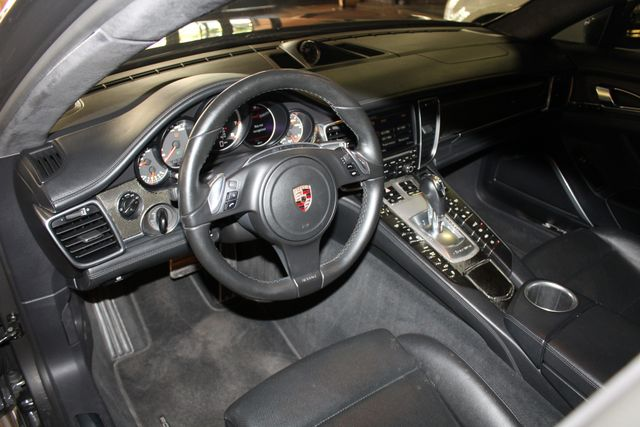 2012 Porsche Panamera  Turbo S $$$ Invested La Jolla, California 27