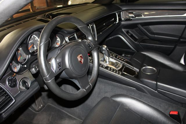 2012 Porsche Panamera  Turbo S $$$ Invested La Jolla, California 30