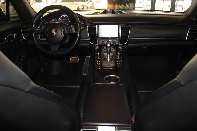 2012 Porsche Panamera  Turbo S $$$ Invested La Jolla, California 39