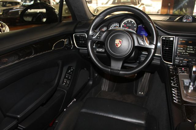 2012 Porsche Panamera  Turbo S $$$ Invested La Jolla, California 40