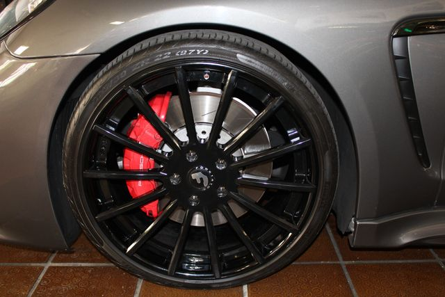 2012 Porsche Panamera  Turbo S $$$ Invested La Jolla, Califorina  45