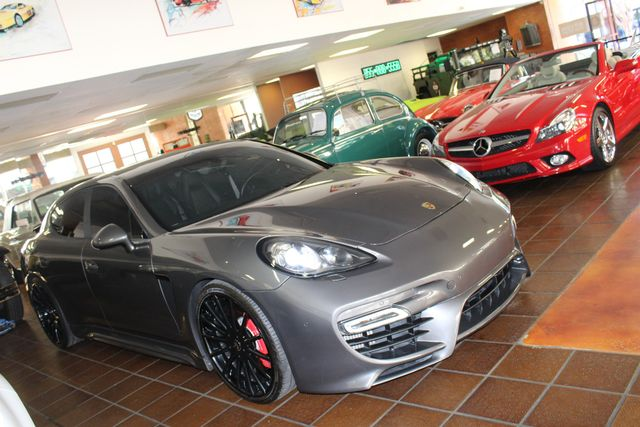 2012 Porsche Panamera  Turbo S $$$ Invested La Jolla, California 48