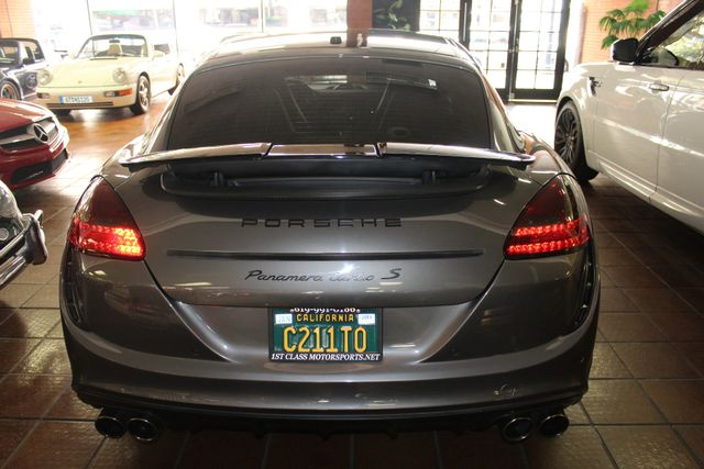 2012 Porsche Panamera  Turbo S $$$ Invested La Jolla, California 5