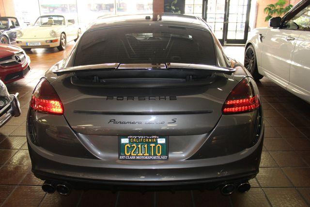 2012 Porsche Panamera  Turbo S $$$ Invested La Jolla, Califorina  5