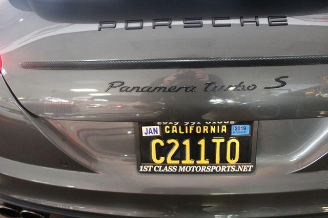 2012 Porsche Panamera  Turbo S $$$ Invested La Jolla, Califorina  7