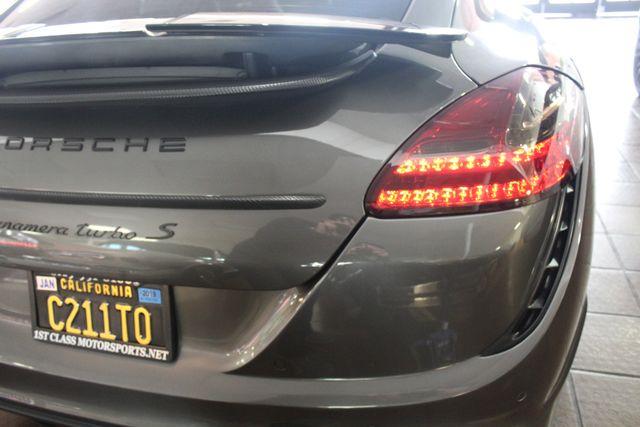 2012 Porsche Panamera  Turbo S $$$ Invested La Jolla, Califorina  8