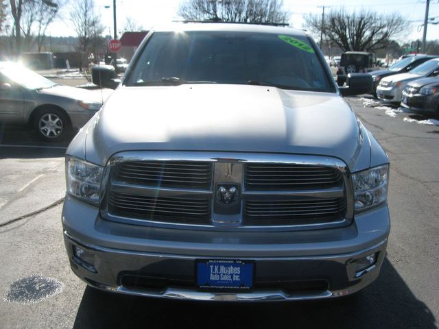 2012 Ram 1500 4X4 Big Horn Richmond, Virginia 2