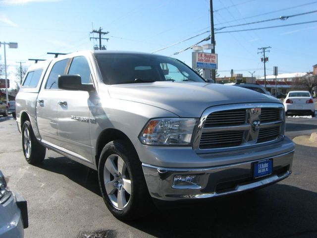 2012 Ram 1500 4X4 Big Horn Richmond, Virginia 3