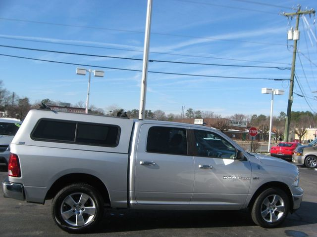 2012 Ram 1500 4X4 Big Horn Richmond, Virginia 4