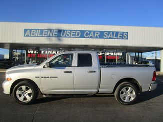 2012 Ram 1500 Express  Abilene TX  Abilene Used Car Sales  in Abilene, TX