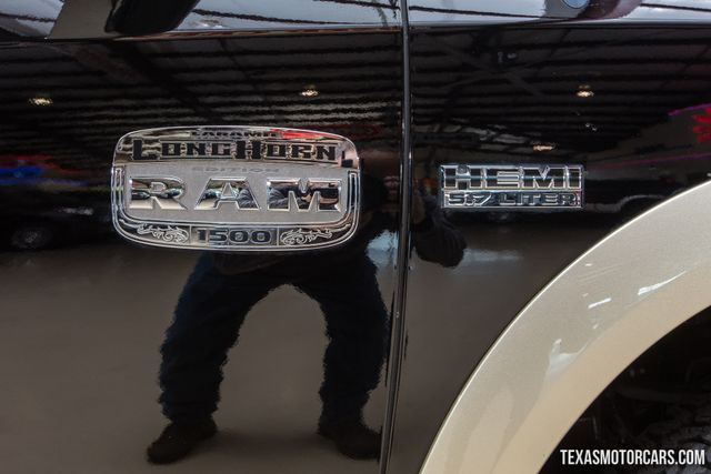 2012 Ram 1500 Laramie Longhorn Edition 4X4 in Addison Texas, 75001