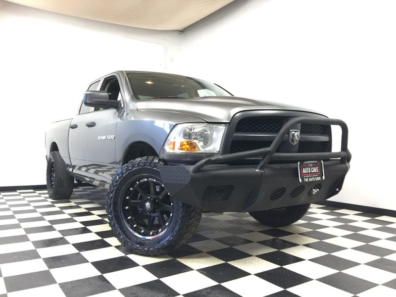 2012 Ram 1500 *LIFTED RAM 1500*Enforced Front Grill Guard!!* | The Auto Cave in Addison