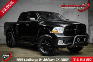 2012 Ram 1500 Express Lifted 4x4 Leather in Addison, TX 75001