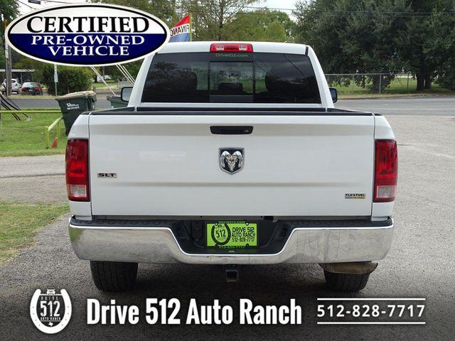 2012 Ram 1500 SLT in Austin, TX 78745