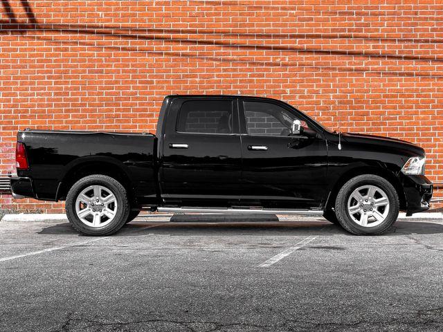 2012 Ram 1500 Laramie Limited Edition Burbank, CA 3