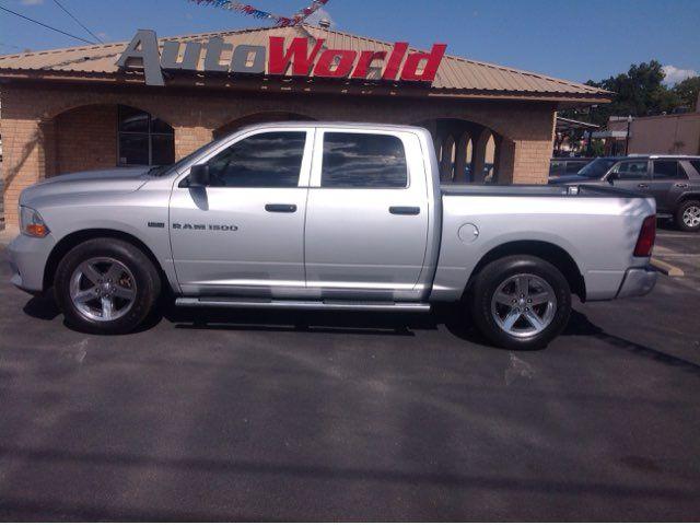 2012 Ram 1500 Express in Burnet, TX 78611