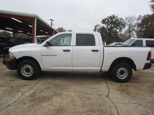 2012 Ram 1500 Crew Cab 4x4 ST Houston, Mississippi 2