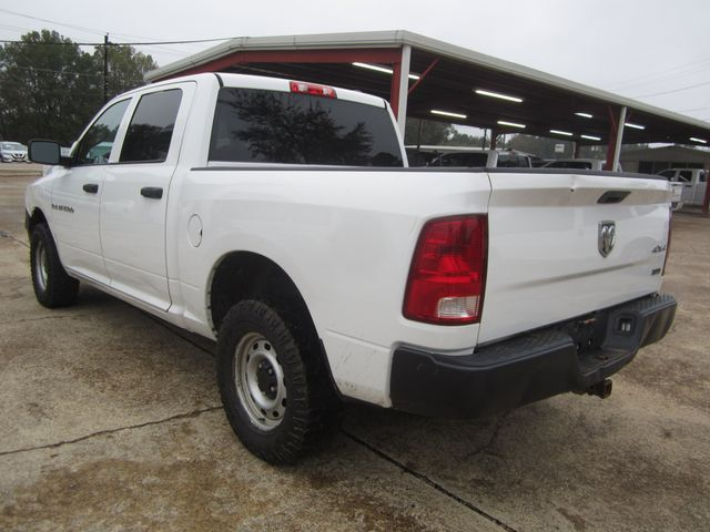 2012 Ram 1500 Crew Cab 4x4 ST Houston, Mississippi 5