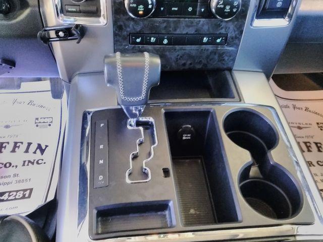 2012 Ram 1500 Crew Cab 4x4 Laramie Limited Edition Houston, Mississippi 26