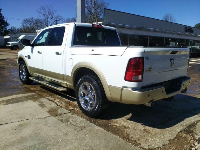 2012 Ram 1500 Crew Cab Laramie Longhorn Edition Houston, Mississippi 4