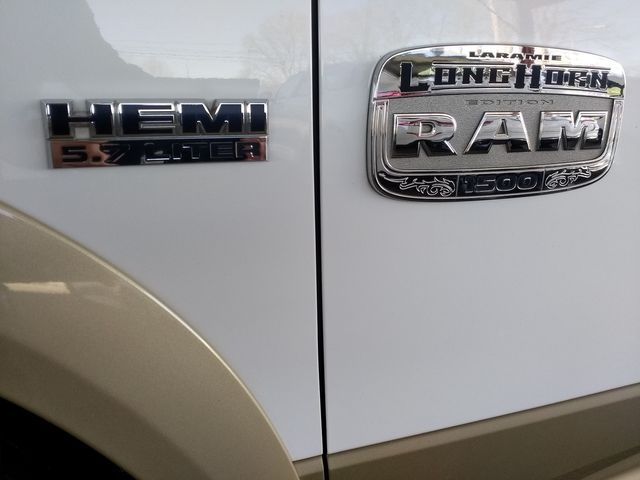 2012 Ram 1500 Crew Cab Laramie Longhorn Edition Houston, Mississippi 6