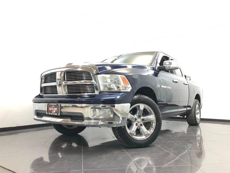 2012 Ram 1500 *SLT Quad Cab 2WD*5.7L V8*   The Auto Cave in Dallas