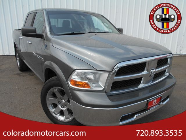 2012 Ram 1500 SLT Crew Cab in Englewood, CO 80110