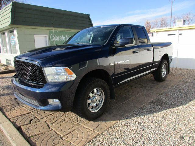 2012 Ram 1500 Sport Quad Cab in Fort Collins CO, 80524