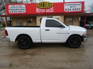 2012 Ram 1500 Tradesman   Fort Worth, TX   Cornelius Motor Sales in Fort Worth TX