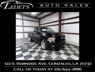 2012 Ram 1500 R/T - Ledet's Auto Sales Gonzales_state_zip in Gonzales